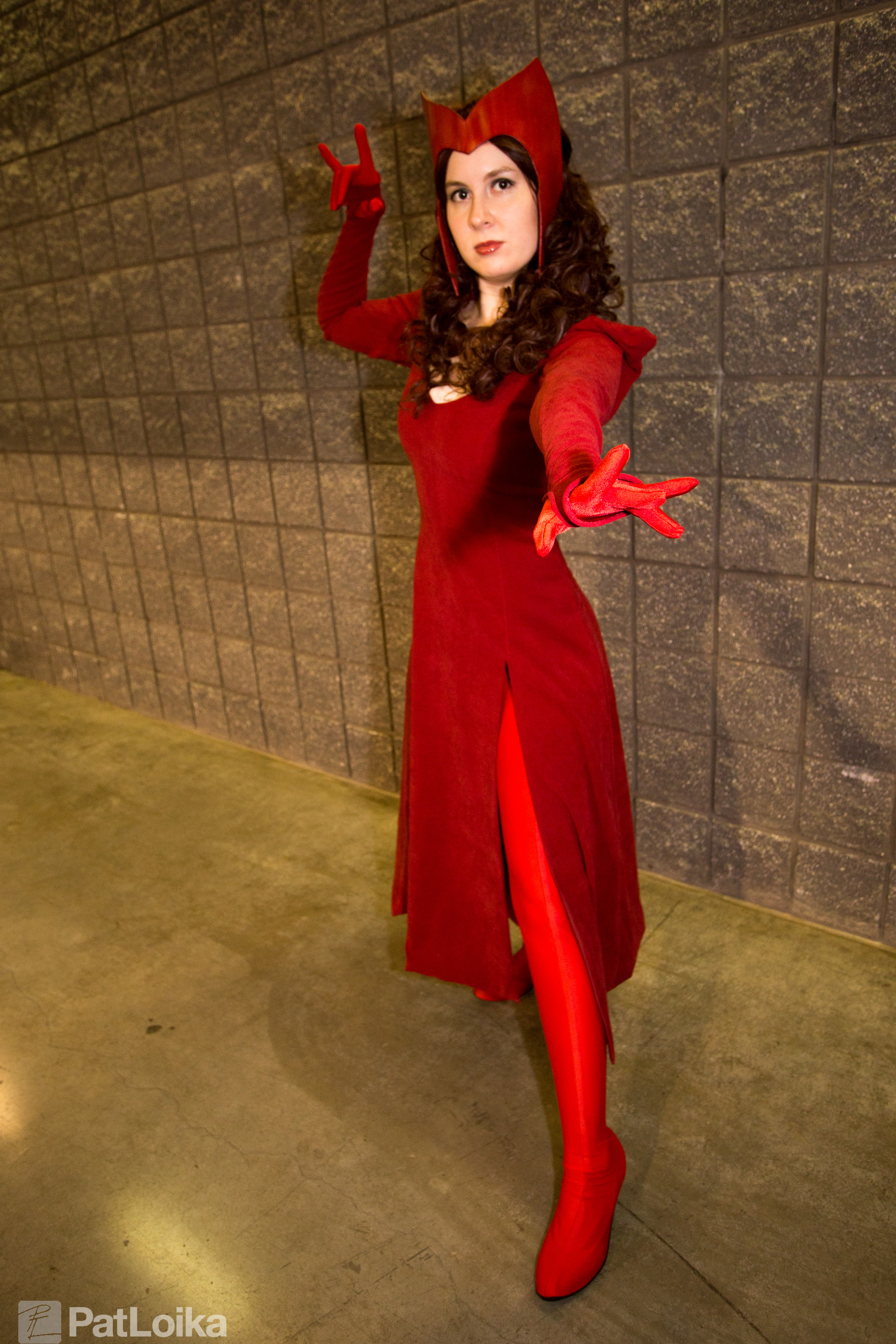 Scarlet Witch – twinklebat.net costumes and more
